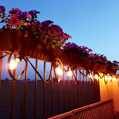 Jak Oświetlić Balkon Blog Oświetlenie Do Domu I Przemysłu