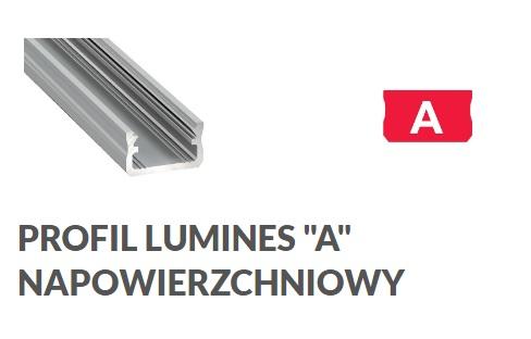 Profil aluminiowy A