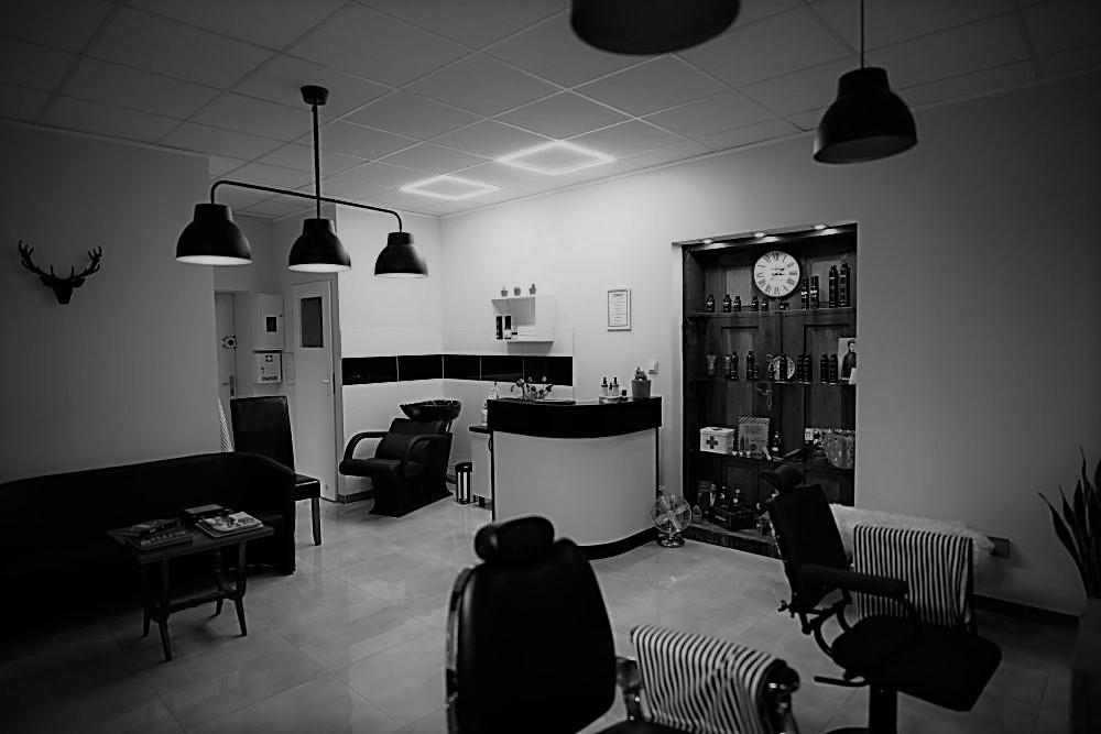 Lampy do salonu fryzjerskiego