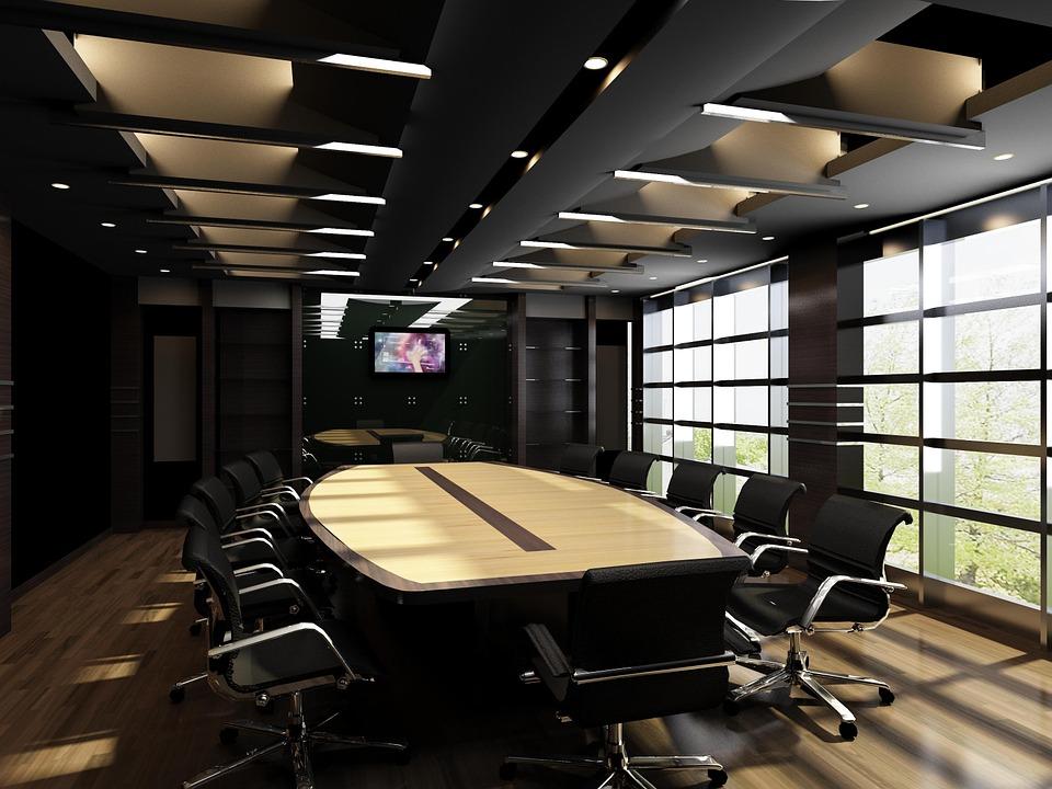 Lampy biurowe sufitowe