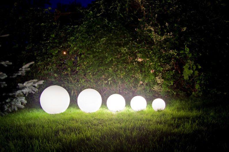 Podłączenie lamp ogrodowych