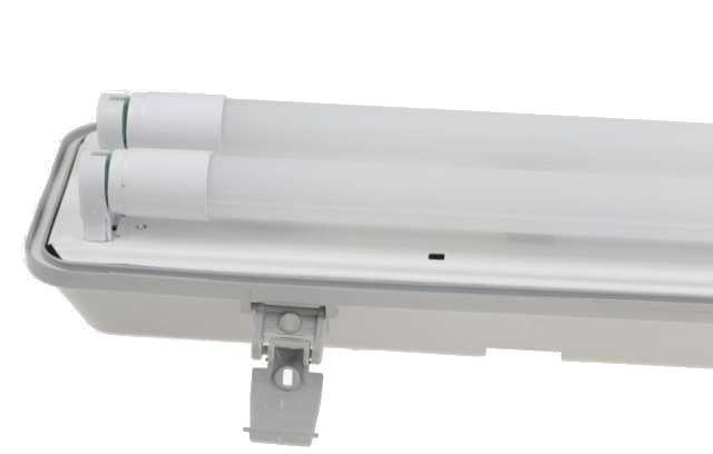 Oprawy świetlówkowe LED