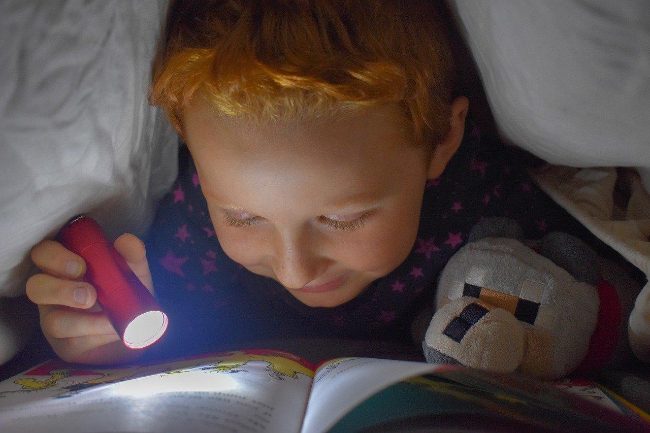 Oświetlenie do czytania