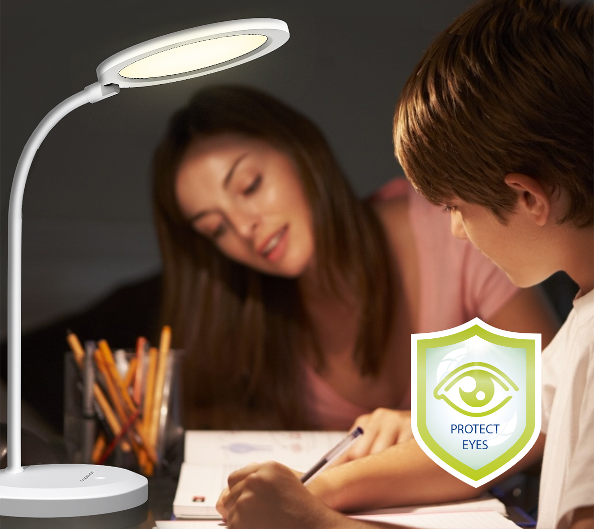 Jaka lampka na biurko dla dziecka