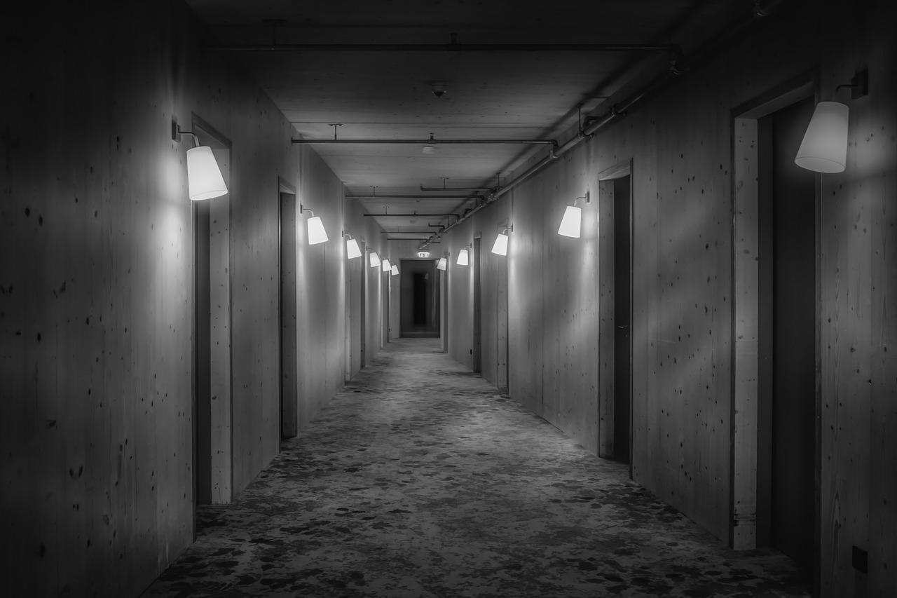 Lampy do korytarza