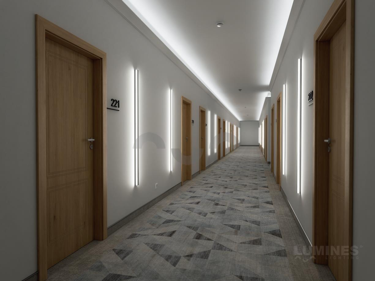 Oświetlenie korytarza