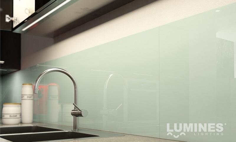 Paski LED w kuchni