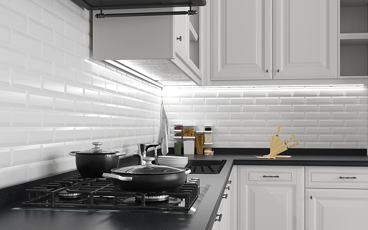 Taśmy LED do kuchni