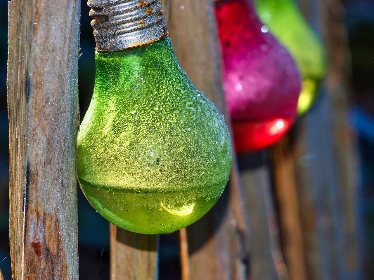 Żarówki do lamp ogrodowych
