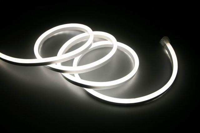 Linie świetlne LED