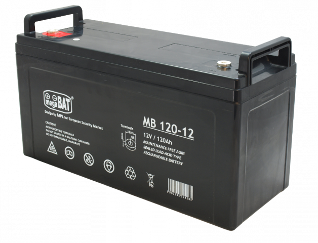 ładowanie akumulatora AGM