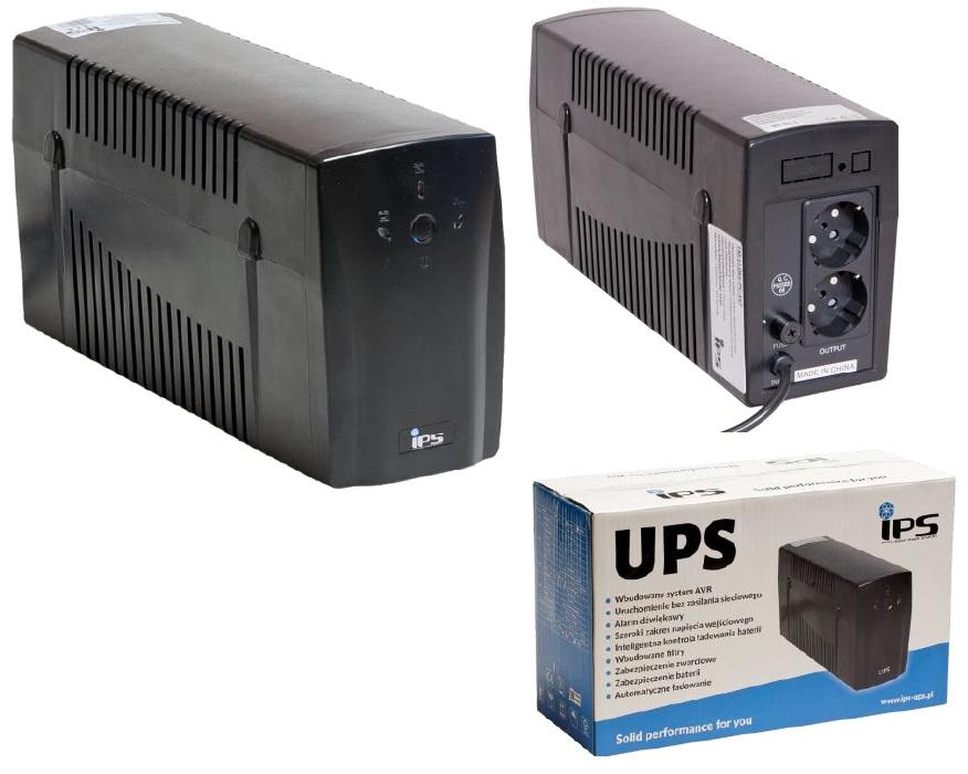 Jaki zailacz UPS