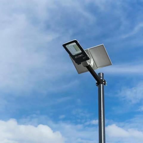 lampa parkingowa solarna