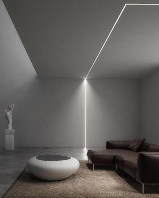 profil LED sufitowy