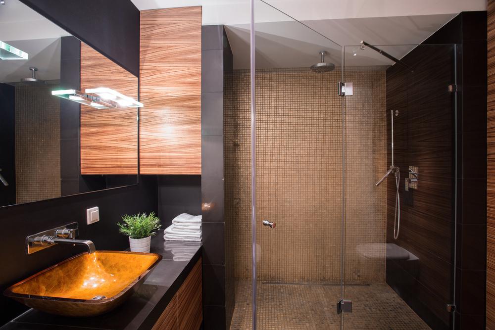 Pomysł na oświetlenie małej łazienki