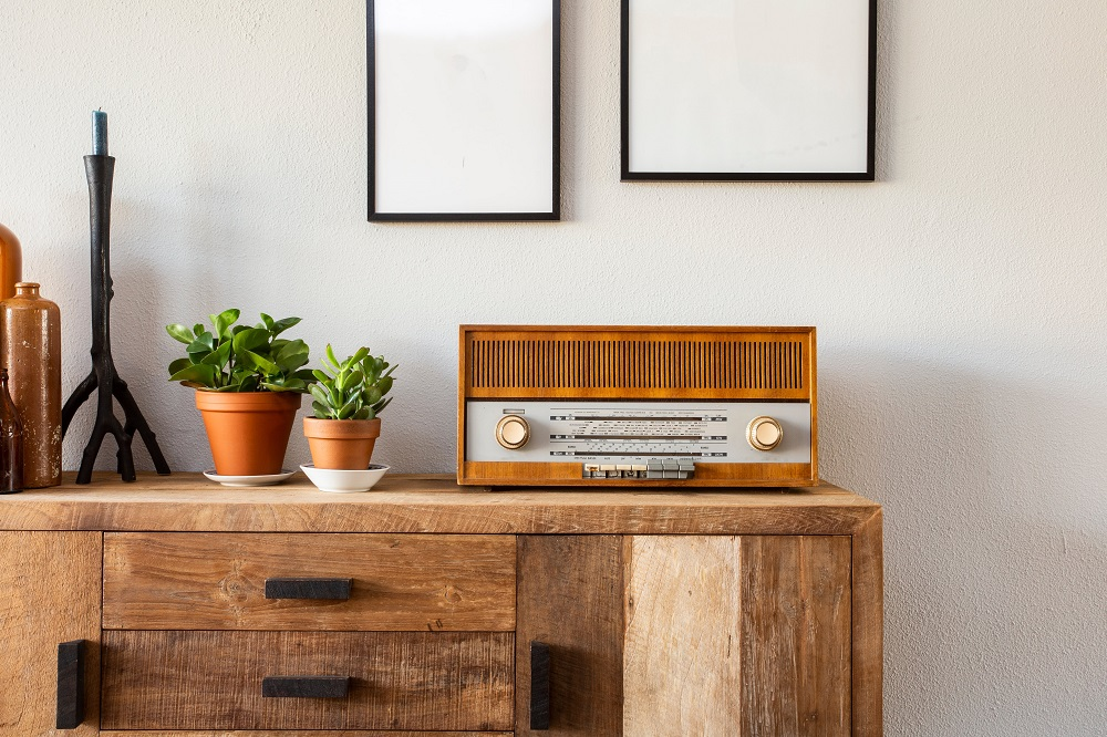 Vintage czy retro - jak urządzić mieszkanie w starym stylu?