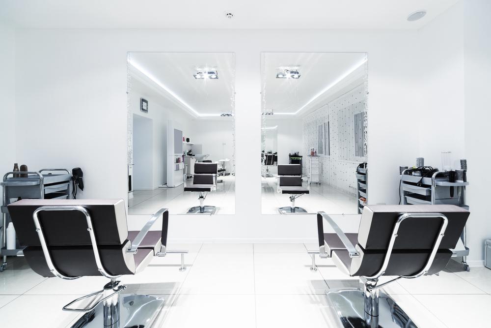 Oświetlenie salonu kosmetycznego