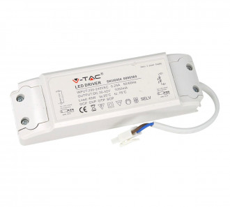 Zasilacz do Paneli LED 45W 30-42V 1050mA 230V V-TAC