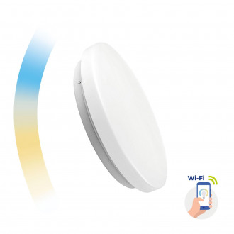 NYMPHEA 36W CCT+DIM WI-FI SPECTRUM SMART
