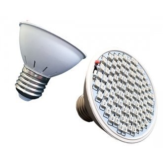 Lampa LED GROW E27 6W 120 stopni