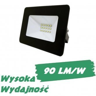 Halogen LED 10W 900 lm IP65 Aigostar - biała neutralna