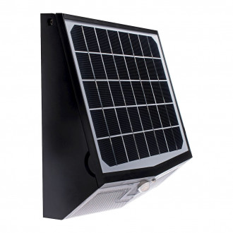 Lampa LED ścienna solarna Transformer 15W IP65 4000K