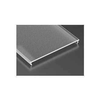 Klosz Super Wide PMMA Frosted - 1 metr - do profilu aluminiowego