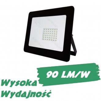 Halogen LED 30W 2700 lm IP65 Aigostar - biała neutralna